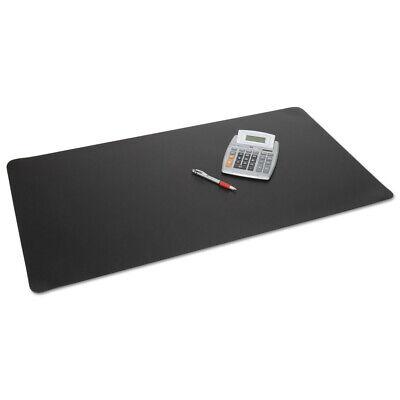 Artistic Rhinolin Ii Desk Pad With Microban 24 X 17 Black Lt412ms New