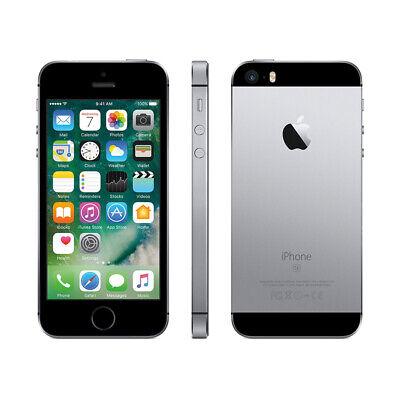 Apple iPhone SE 16GB 32GB 64GB 128GB Spacegrau Gold Rosegold Silber Smartphone online kaufen