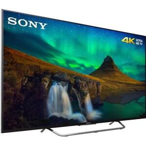 SONY BRAVIA 55 LED 4K 3D ANDROID SMART UHDTV *NEW IN BOX*