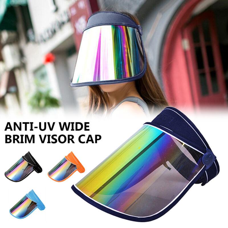Gesichtsschutz schild Sonnenblende Visier Augenschutz UV-Schutz Schutzschild Neu
