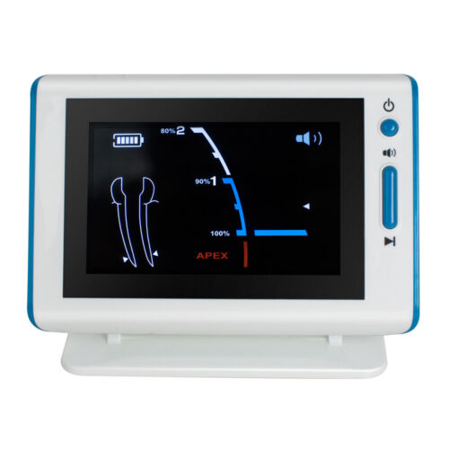 FDA LCD Dental Endodontic Root Canal Finder Apex Locator Automatic Calibrating