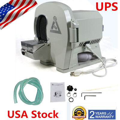 Dental Wet Model Grinder Trimmer Abrasive Inner Disc Wheel Arch Gypsum 500w Usa