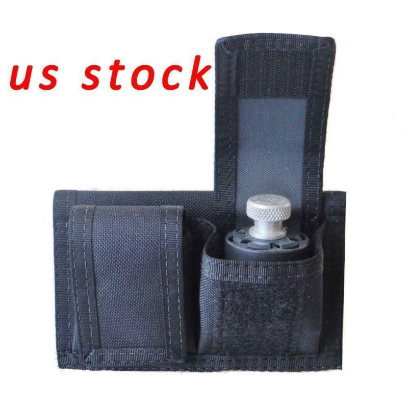 US STOCK Double Speed Loader Belt Pouch Case Holder Fit 22 Mag thru 44 Mag