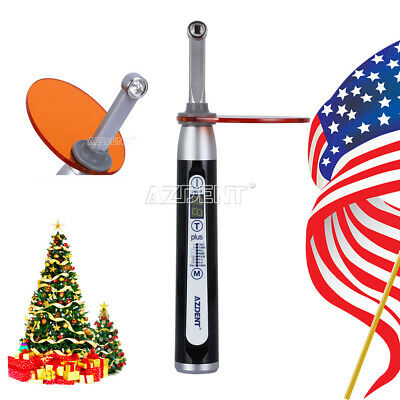 Plus105dental Curing Light 1 Second Cure Wireless Led Lamp 2500 Mwcm