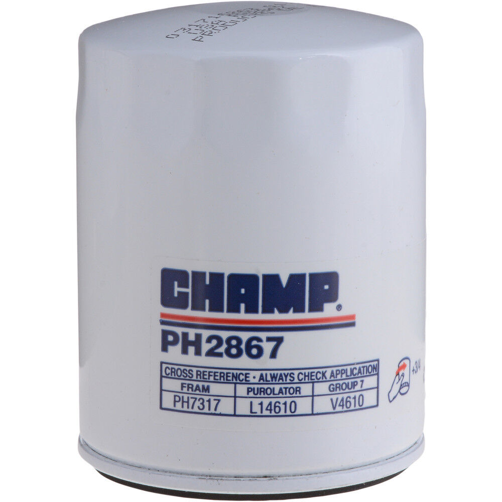 Engine Oil Filter Champ/Champion Labs PH2867