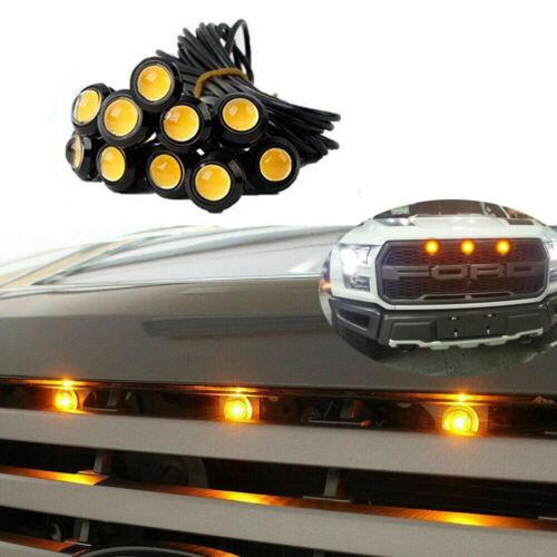 LED Front Grille Bumper SUV Truck Running Light For Jeep Grand Cherokee Wrangler