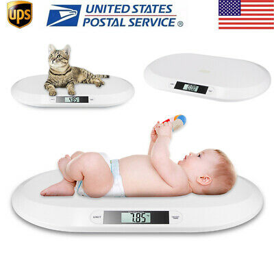20kg / 44lb LCD Digital Pet Baby Newborns Weighing Scale Dog Infant Weight Scale