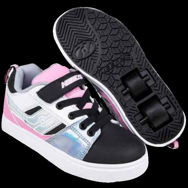 Black Heelys Athletic Sneakers