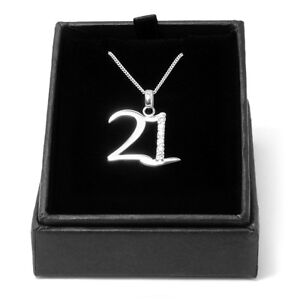 21st-Birthday-Pendant-Chain-Solid-Silver-925-Quality-Gift-Present-Fine-Detail