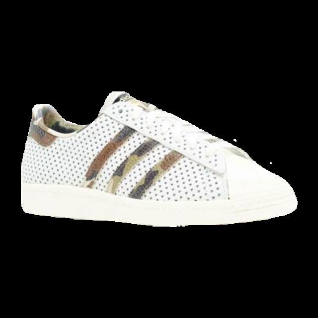 adidas Superstar White Shoe