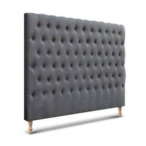Artiss MARCO King Size Bed Head Headboard Bedhead Leather Base Fr Adelaide CBD Adelaide City Preview