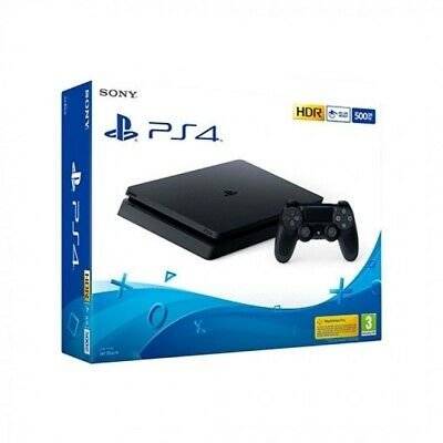 PS4 500GB CONSOLA PLAYSTATION 4 CHASIS F