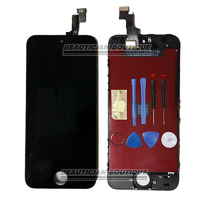 Full LCD Touch Screen & Digitizer Display Assembly Replacement For iPhone 5S SE