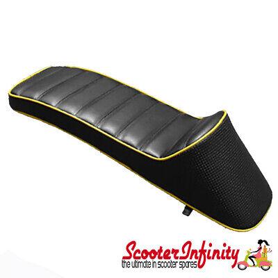 FORTIFIED Lambretta Italian BLACK STAND FEET /& PINS for Li//SX//TV//GP//DL Scooters