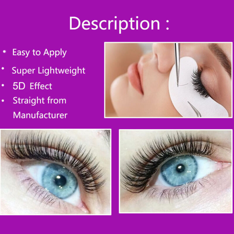 8121641ec01 Note : Leave messages to us if you need other types of individual lashes  which it is not be showed in this link.