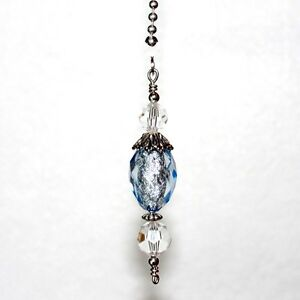 Crystal Ceiling Fan Pull Chain Ebay
