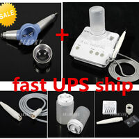 W/ Bottle Dentale Dte Satelec Ablatore Ultrasuoni Scaler Handpiece Polisher N4 -  - ebay.it