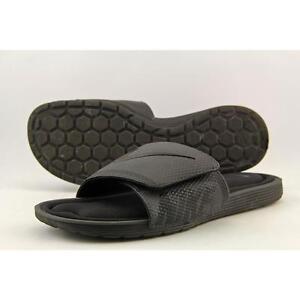 c689e8e45ba6a7 Nike Mens Solarsoft Comfort Slide Sandal Black anthracite 13 BM US ...