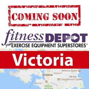 Coming Soon Fitness Depot Victoria