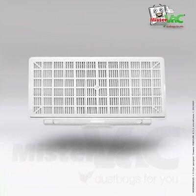 Extra Hepa Filter (Hepa Filter geeignet Siemens VSM5GP1266/01-05 Extraklasse)
