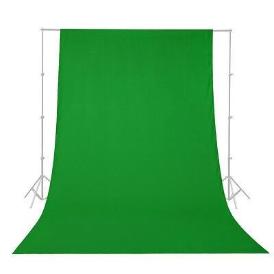 6ftx9Ft Polyester Photo Backdrop Chromakey Background Screen Photo Studio Green