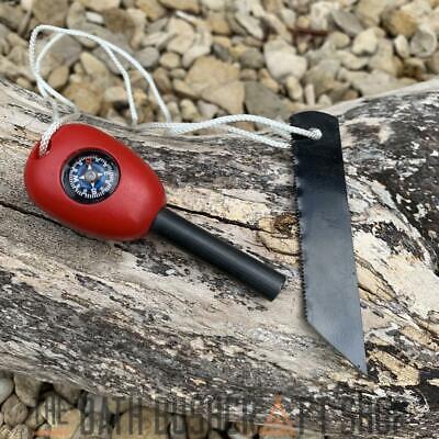 Zebra Boucle Poignée Pot en acier inoxydable Billy Can 14 cm Bushcraft Survie Camping