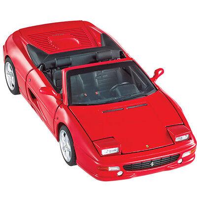 Hot Wheels Elite BLY34 1:18 Ferrari F355 Spider  Diecast Model Car Red comprar usado  Enviando para Brazil