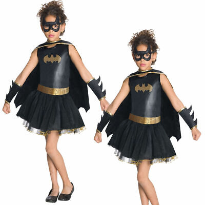 Kinder Batgirl Tutu Kostüm Kostüm Buchwoche Superheld Batman Kinder - Superheld Kostüm Tutu
