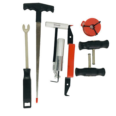 7Pcs Professional Windshield Remover Kit Automotive Wind Glass Removal Tools US