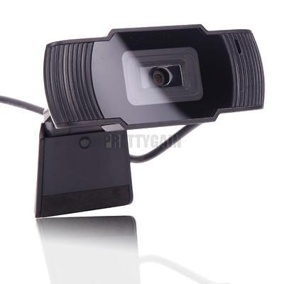 12Mp Hd Webcam Web Cam Camera With Mic Clip On For Computer Pc Laptop Desktop