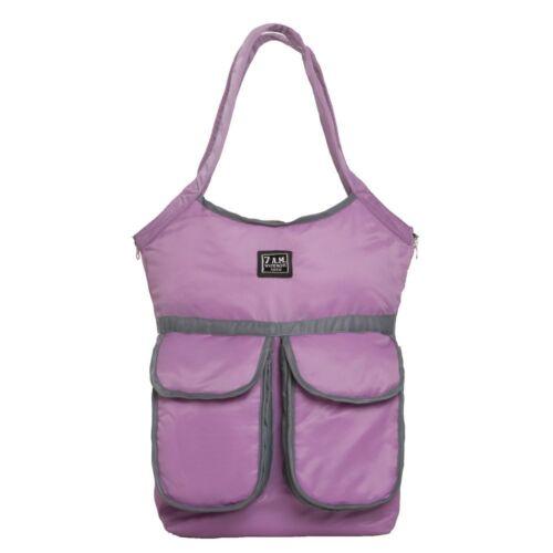 7 A.M. Enfant Barcelona Diaper Bag Pink (Discontinued by Manufacturer)