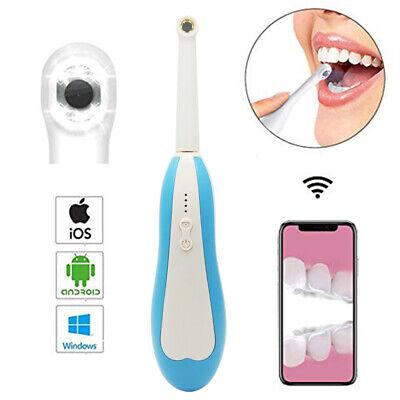 Pro Oral Dental Wifi Intraoral Endoscope Wireless Dental Camera Led Lights New