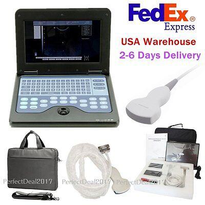 Cms600p2portable Laptop Machine Digital Ultrasound Scanner 3.5 Convex Probeus