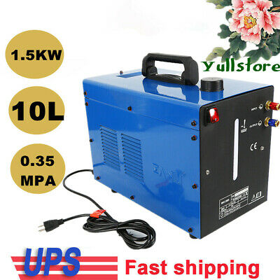 Powercool Wrc-300a 110v Tig Welder Torch Water Cooling System Cooler 370w