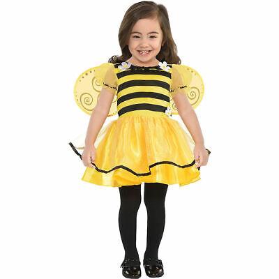 Little Stinger Halloween Bumble Bee Costume Infant Girls Sz 0-6M  NEW ](Bee Stinger Costume)