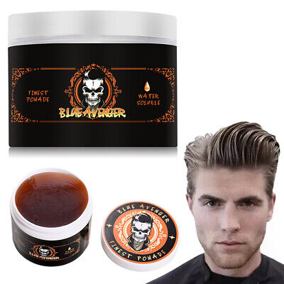 Best Gift For Men-Hair Pomade Styling Makeup Hairstyle Hair Wax Strong Hold