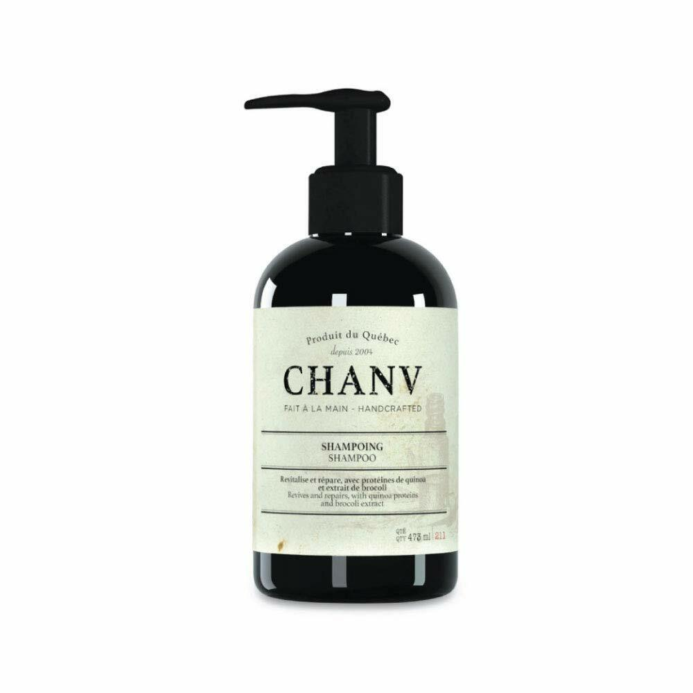 CHANV Hemp Oil Shampoo 473ml Natural,Daily Conditioner for S