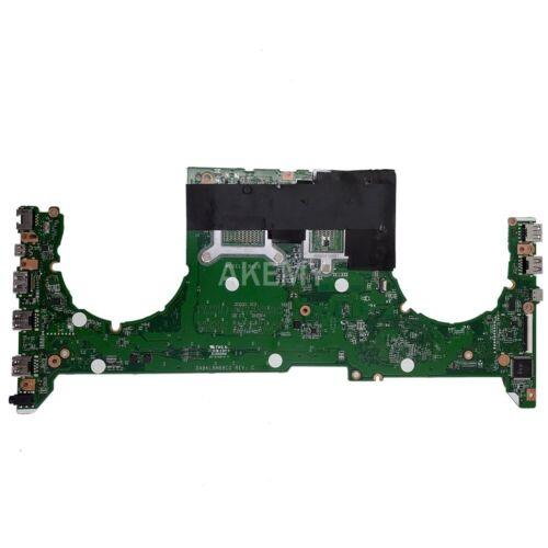 Dabklbmb8c0 motherboard for asus rog gl503ge mainboard i5-i7 cpu gtx1050ti-4gb