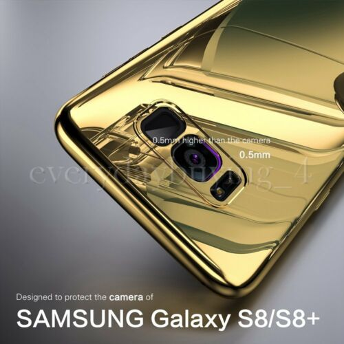 360° Full Hybrid Hard Cover Case Screen Protector For Samsung Galaxy S8+ S7 edge