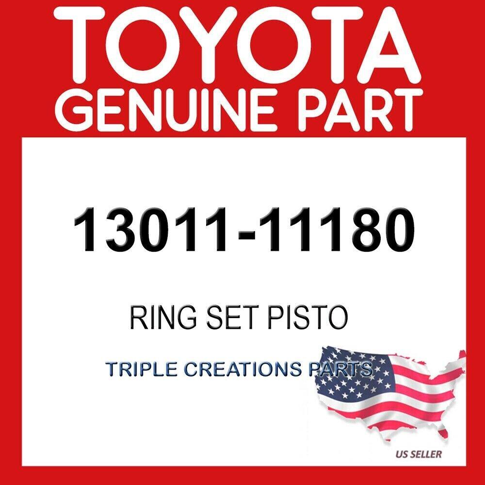 Toyota 13011-16200 Piston Ring Set