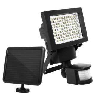 100 LED Solar Sensor Light