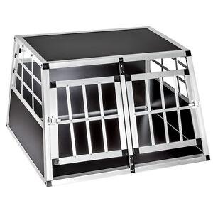 Hundebox Transportbox Alubox Box Hundetransportbox Reisebox Gitterbox ALU