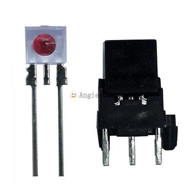 1 Set Original Mouse Optical Encoder Photoelectric Switch For Logitech G300g500