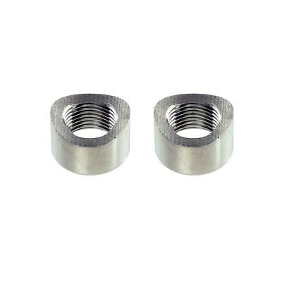CarXX O2 Weld Bung Stainless Steel for Oxygen Sensor M18x1.5 (Notched -2 Bungs)*
