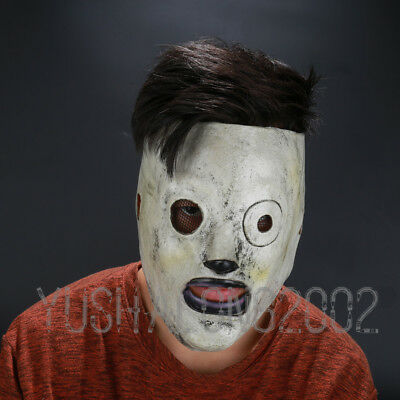 osplay costume Maske Helmet Helm Kostüm Halloween (Slipknot Band Masken)