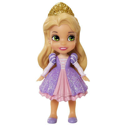 New Disney Princess Mini Toddler Figurine Doll - Rapunzel