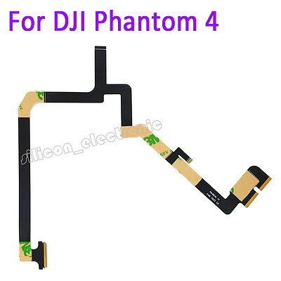 New For DJI Spirit 4 RC Camera Drone Part 36 Flexible Gimbal Flat Ribbon Cable