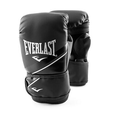 Everlast Small/Medium Advanced Strike Training Boxing Glove in Black/Black Gym