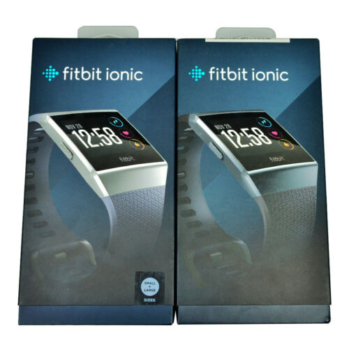 Fitbit Ionic GPS Smartwatch Bluetooth Activity Tracker