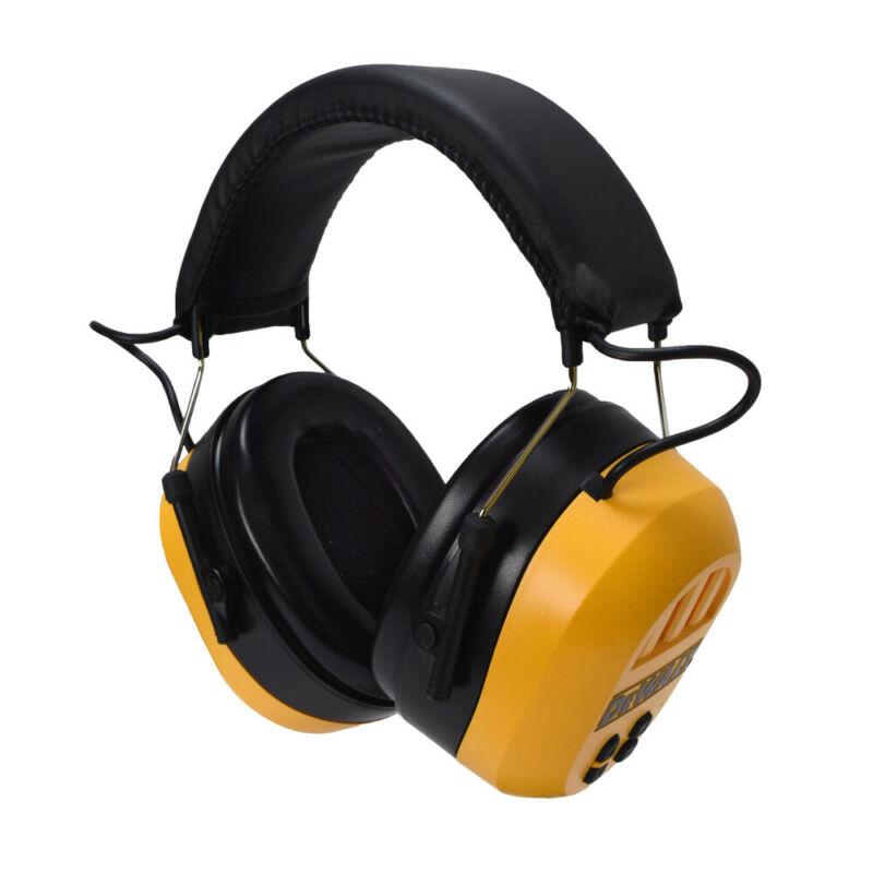DeWalt DPG17 Premium Bluetooth Hearing Protector Earmuff New
